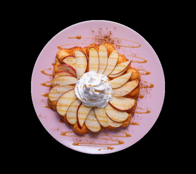 Kennys-Waffel-Apple-Style