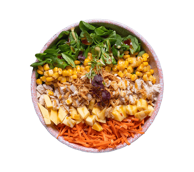 Kenny's Pokebowl Aloha Chicken