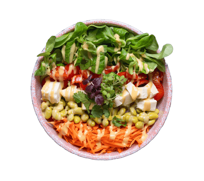 Kenny's Pokebowl Vegan